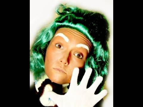 K.Johnson- Oompa Loompa makeup tutorial... I am telling you... this lady has EVERYTHING!!!