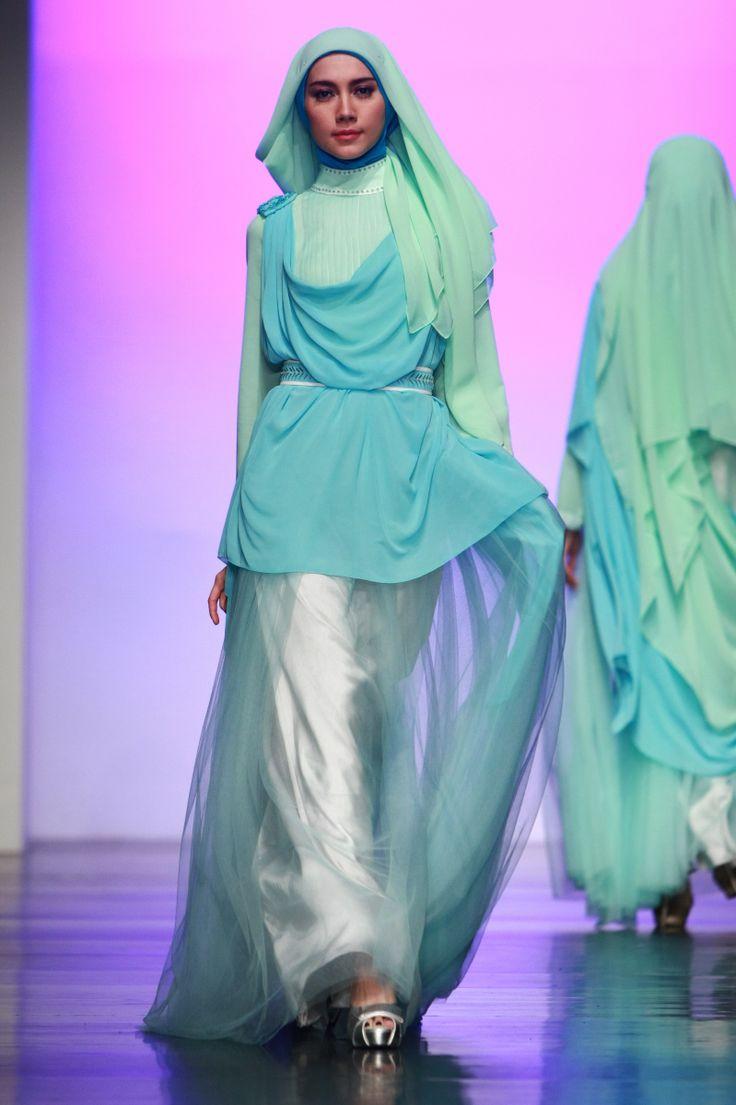 Harry Lam, Jakarta Islamic Fashion Week 2013