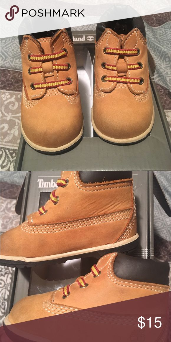 Infant timberland boots Infant timberland boots. Still in great condition. Timberland Shoes Boots