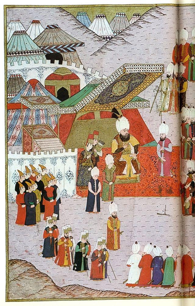 Surrender of Eger, 1596