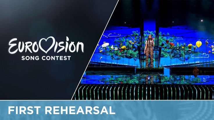 Eurovision - Francesca Michielin - No Degree Of Separation (Italy) First Rehearsal