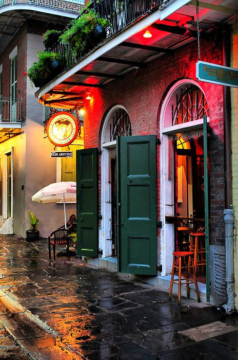 Pirate's Alley, New Orleans