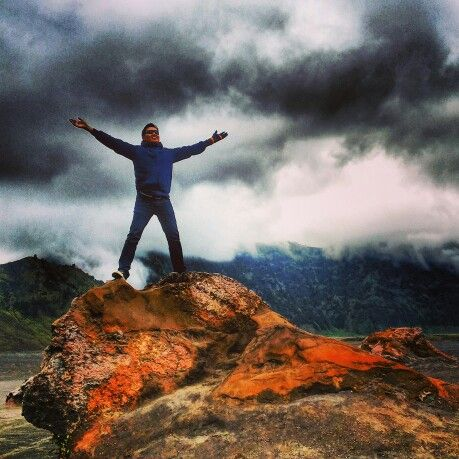 The Whisperer Sand - Bromo Mountain