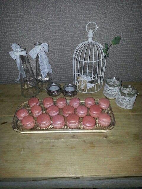 maceron cookies made by cakelicious backery ( order true facebook )