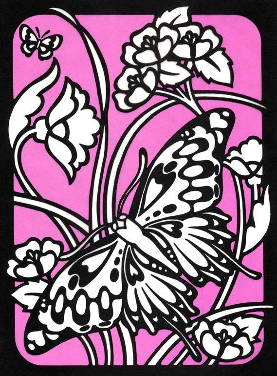 11 Best Clip Art Butterflies Images On Pinterest