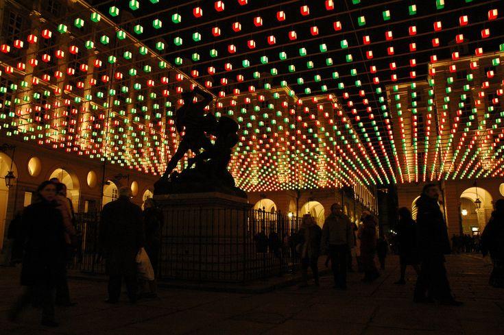 Piazza del municipio - Torino