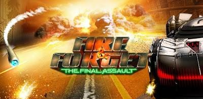 Free Download Fire & Forget Final Assault Android Games