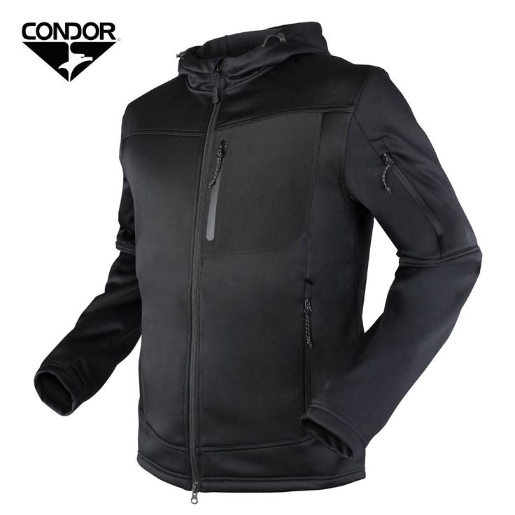 Condor Cirrus is a comfortable technical fleece with adjustable hood, high collar with chin guard, full-front two-way zipper, splash resistant chest pocket, two hand pockets, zip pocket on the left sleeve and thumb hole cuffs. Only £72.95! Find out more at Military 1st online store! Free UK delivery and returns! Free shipping to the United States and Ireland. Competitive overseas shipping rates.
