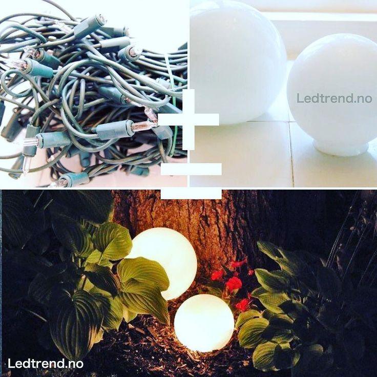 Hvordan lager du #ledkuler selv? Enkelt .. #ledtrend #gjørdetselv #diy #ledkule #interiør #interiør123 #festligheter #festpynt #balloons #interiordesign #interiorinspo #interiørdetaljer #interiorstyling #interiordesigner #detaljer #hjemmet #hagepynt #hageinspirasjon
