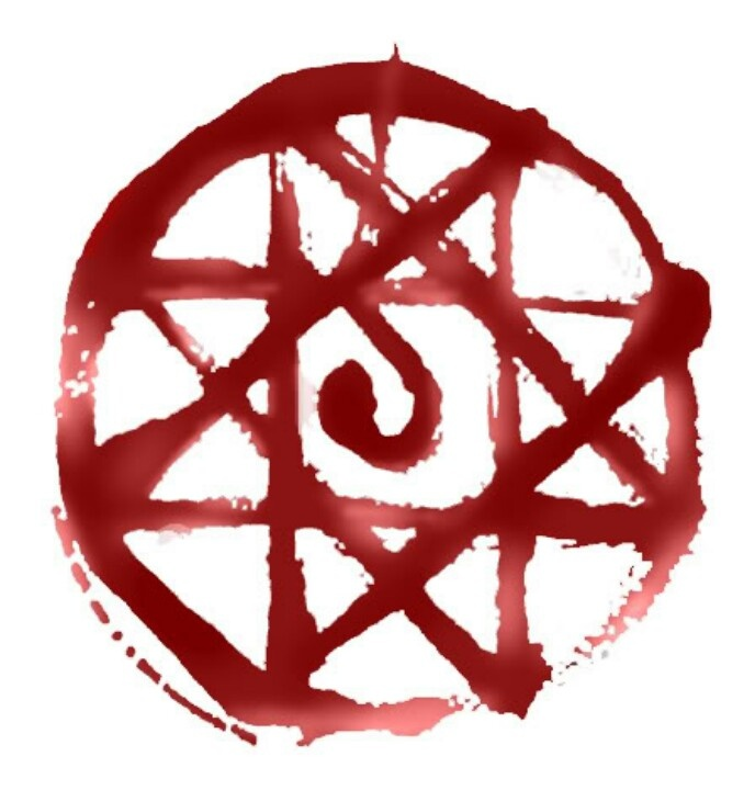 Full metal alchemist blood seal   Anime   Pinterest