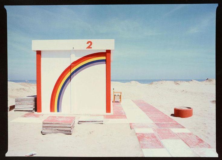 Riviera Romagnola, Luigi Ghirri, 1985