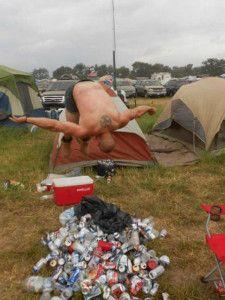 Crazy Drunk People 25