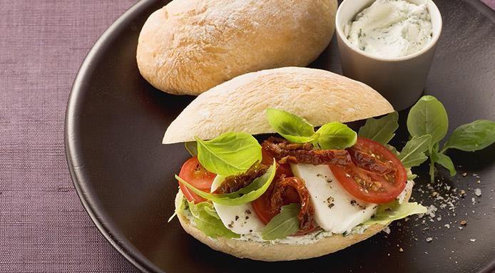 Un panino al giorno leva lo sfizio di torno, 30 ricette da copiare