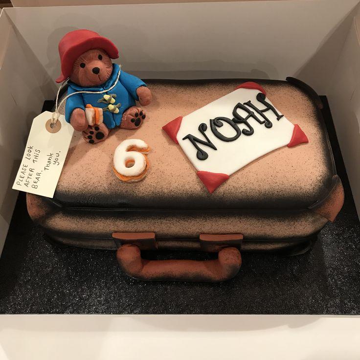 Paddington bear cake paddingtonbearparty paddington
