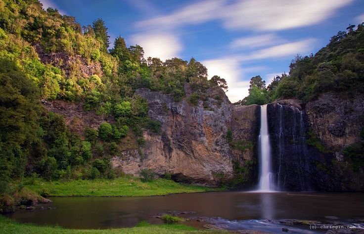 Chris Gin, New Zealand Photography, Hunua Falls, Auckland