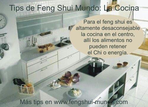 Feng shui en la cocina hogar y decoraci n pinterest for Cocinas feng shui decoracion
