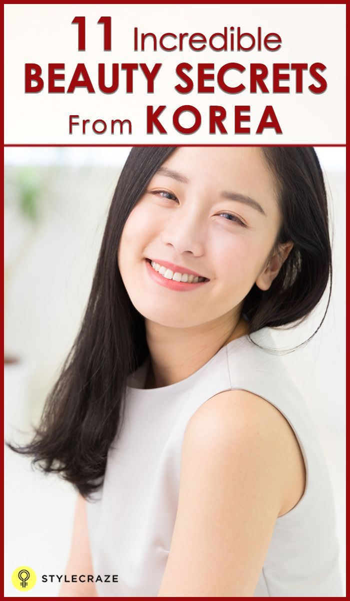 Most Koreans are known for their flawless skin. In this post, you