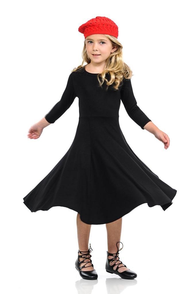 2f3bdb7ca Pastel by Vivienne Honey Vanilla Girls  Princess Seam A-Line Dress ...