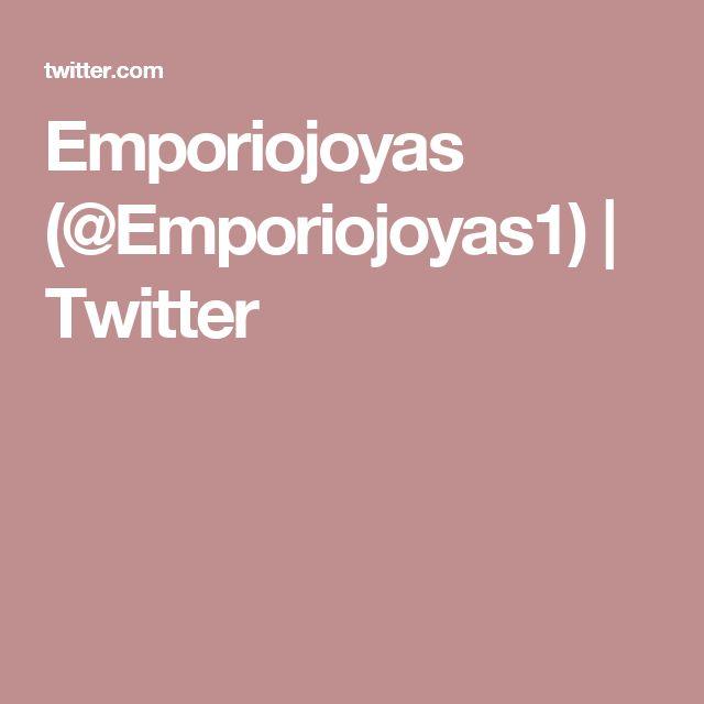 Emporiojoyas (@Emporiojoyas1) | Twitter