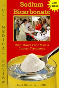 Medical Science Proves Sodium Bicarbonate (Baking Soda) Cures Cancer.  Read more:  http://drsircus.com/medicine/sodium-bicarbonate-baking-soda/medical-science-proves-sodium-bicarbonate-baking-soda-cures-cancer#