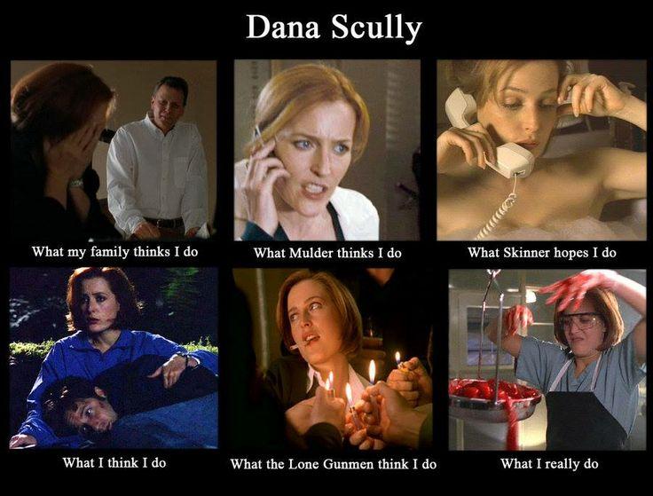 ♥ Dana Scully ♥