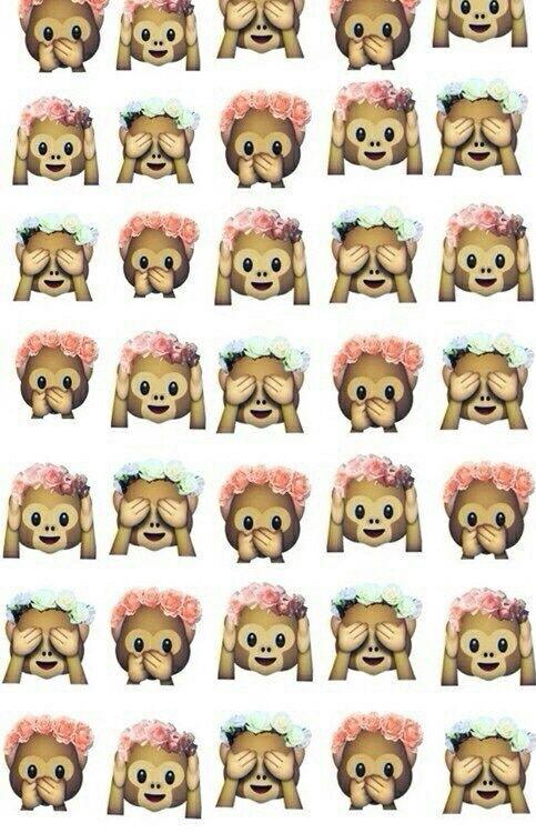Imagem de happy, monkey, and emoji