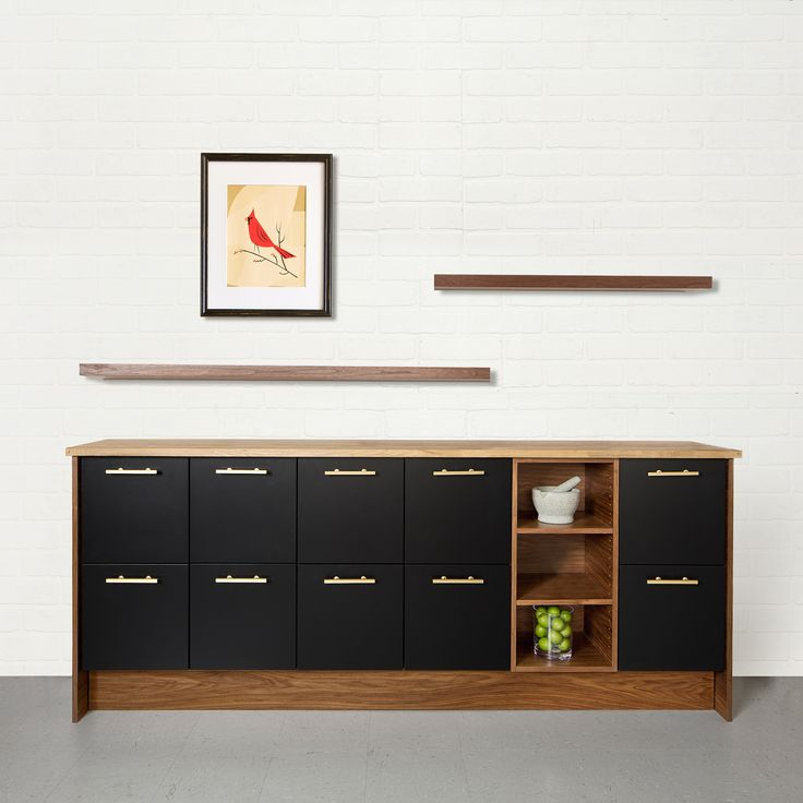 34 Best Semihandmade Floating Shelves Images On Pinterest Ikea Kitchen Bathroom Closet And
