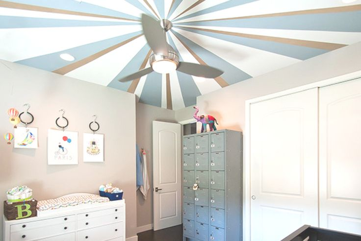 10 Awesomely Creative Ceiling Ideas for Kids' Rooms