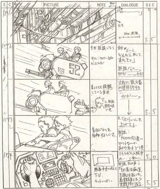 344 best Storyboards images on Pinterest Storyboard artist, Art - anime storyboard