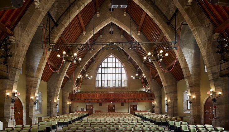 Bryn Mawr Goodhart Hall