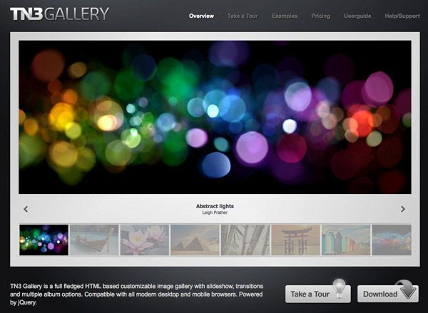 jQuery Image Galleries & Sliders – Best Of