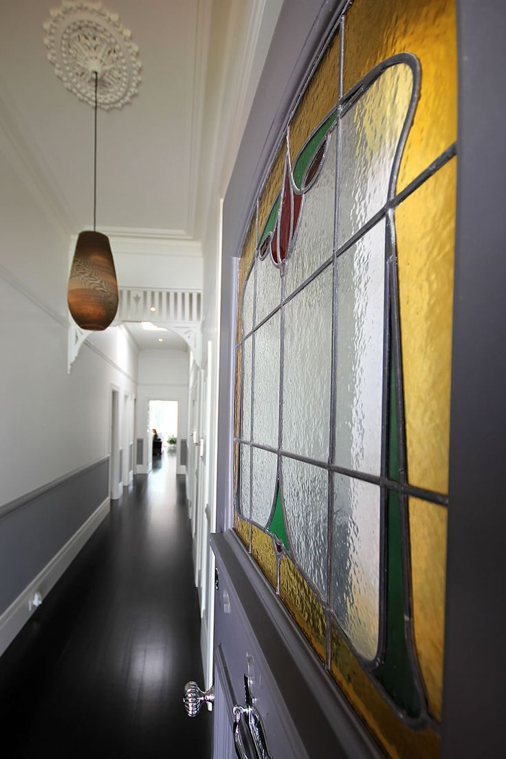 1000 images about hallway on pinterest front doors for Federation kitchen designs