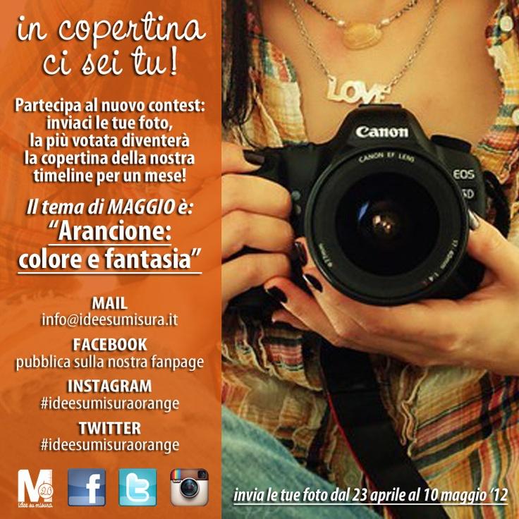 #contest #ideesumisuraorange