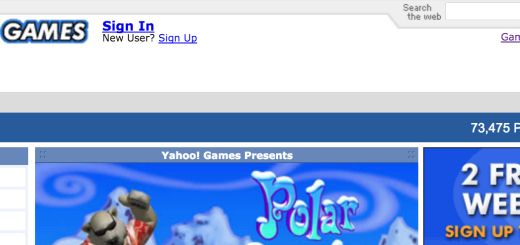 RIP Yahoo Games my favorite online games portal a decade ago