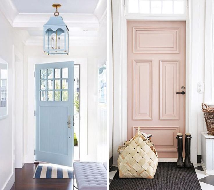 Portas decoradas! | Danielle Noce