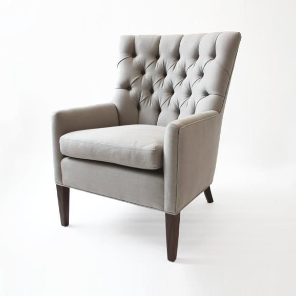 Coco Tufted Chair Shop Custom Furniture Sarah Richardson Design Home Pinterest Shops