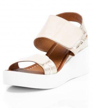 Светлые босоножки на танкетке. #MarioMuzi #shoes #style #fashion #comfortable #women #for_girls #lady #pretty #beautiful #casual #2016 #spring #summer #onlineshop #shopping #sale #Kharkiv #Kharkov #Ukraine #Lviv #Dnepropetrovsk #Odessa #МариоМузи #обувь #женская_мода #женская_обувь #женские_туфли #босоножки #интернет_магазин #шоппинг #весна #лето #Харьков #Львов #Днепропетровск #Одесса