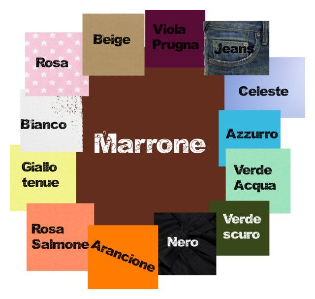 """""""Marrone"""" by annavenere3 ❤ liked on Polyvore featuring art"""