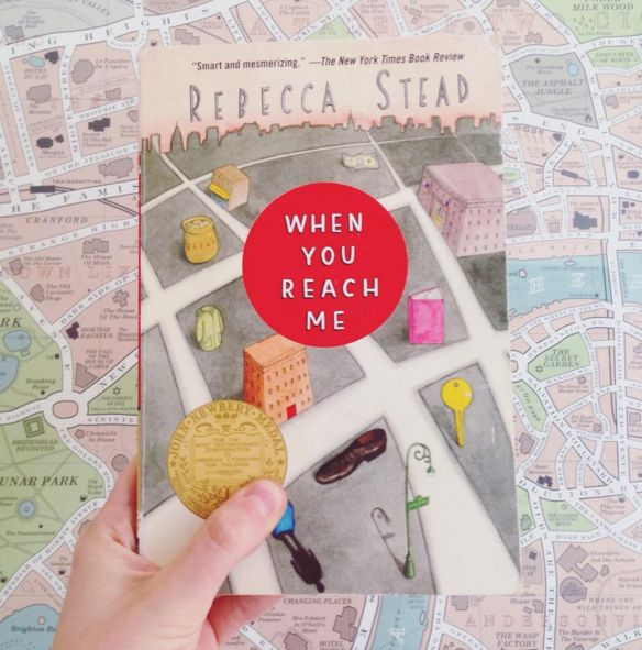 when you reach me by rebecca Rebecca stead is the author of when you reach me, which was a new york  times bestseller and winner of the newbery medal and the boston globe–horn.