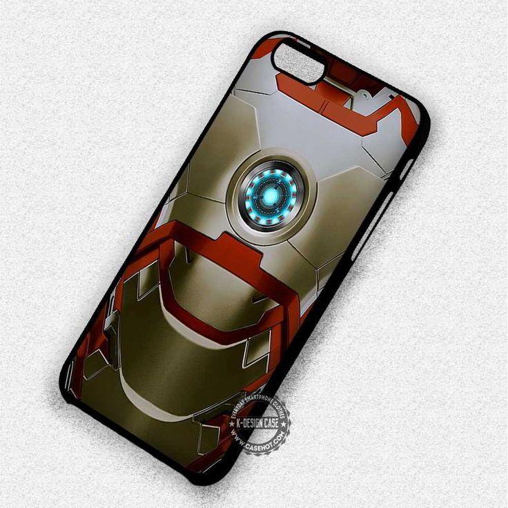 Iron Man Body - iPhone 7 6 6s 5c 5s SE Cases & Covers
