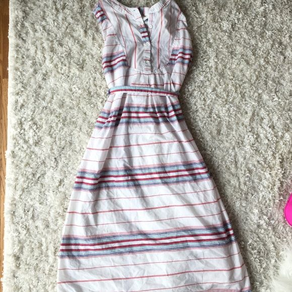 Old Navy Maternity Dress Favorite maternity dress! It's great for pregnancy or even when your not pregnant. Comes with a white slip underneth Old Navy Dresses