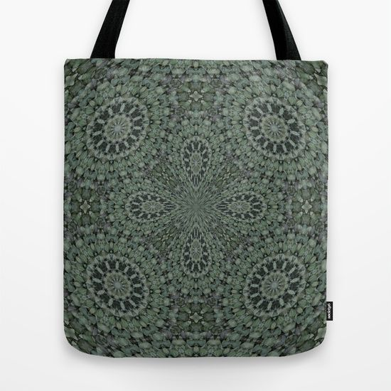 Mosaic in Green by Deborah Janke.  This design is available in many products