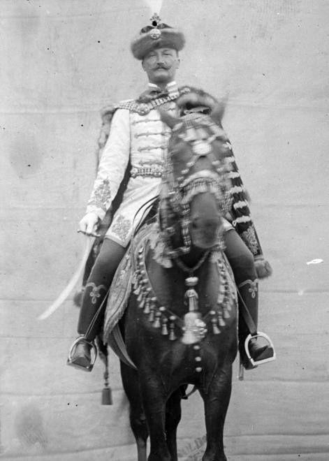 Díszmagyar 1900