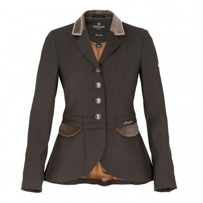 Kingsland Dressage Magritte Show Jacket  Read more about the latest trends on the new dressage style blog www.shadbelly.com.