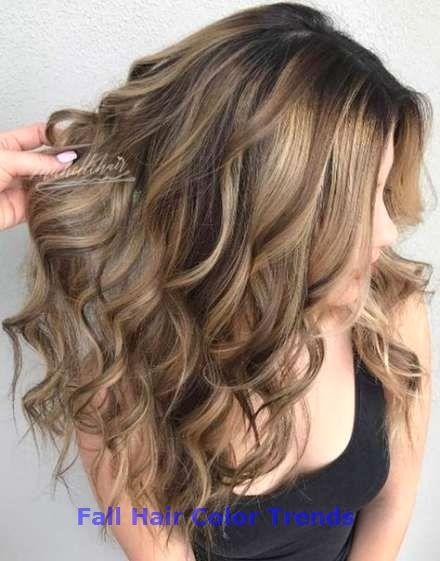 45+ Beste Ideen Haarfarbe Herbst Braun Low Lights
