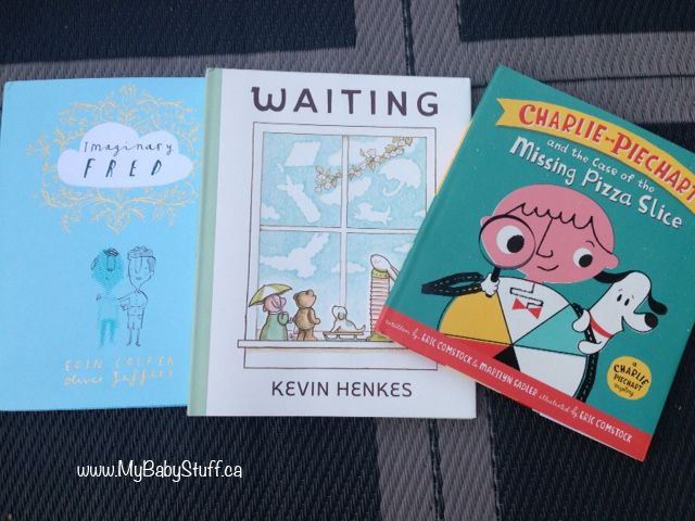 This month I received three new children's books by Harper Collins. Find out why I think these are great books to add to your child's collection!