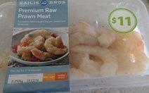PREMIUM RAW PRAWN MEAT BY KAILIS BROS http://reviewclue.com.au/premium-peeled-raw-prawns-by-kailis-bros/
