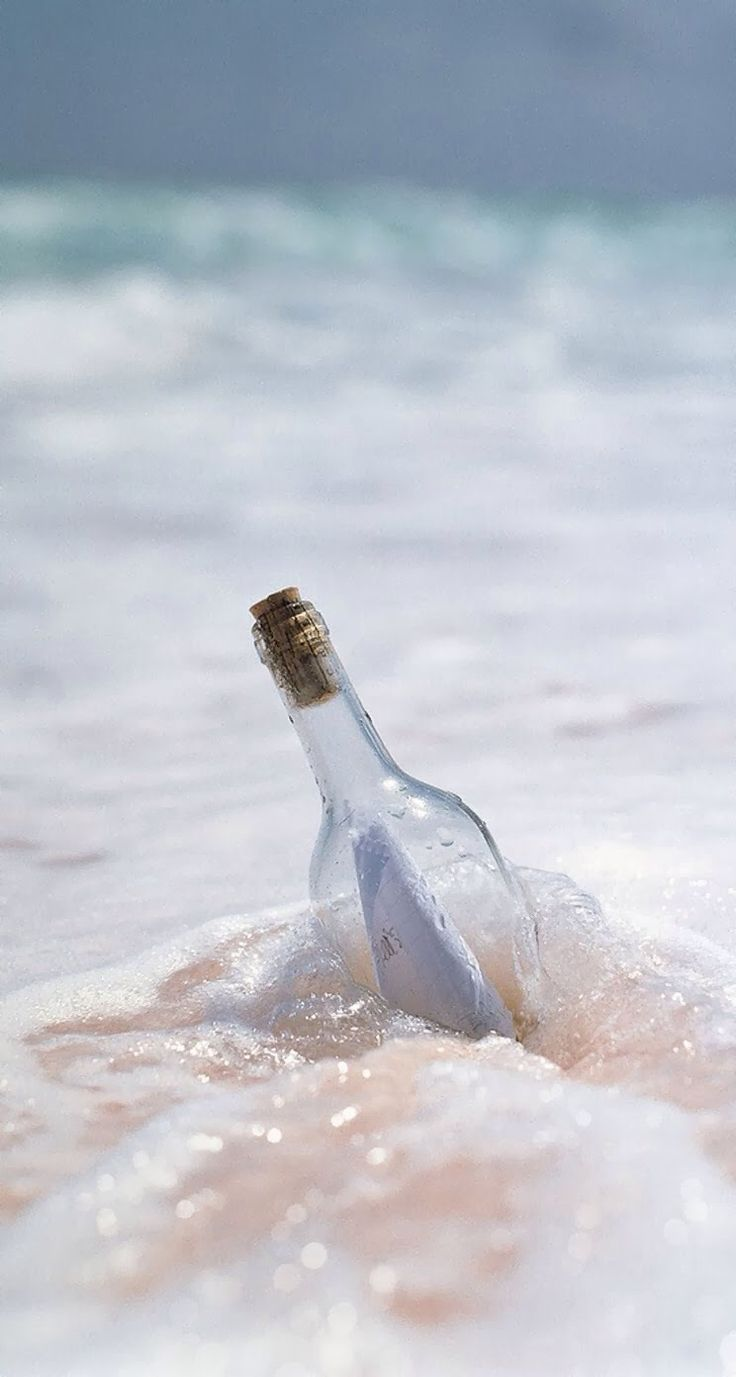 """It could be from the amazing movie picture ~ """"Message in a Bottle"""" ~ Story by Nicholas Sparks ~ love it"""