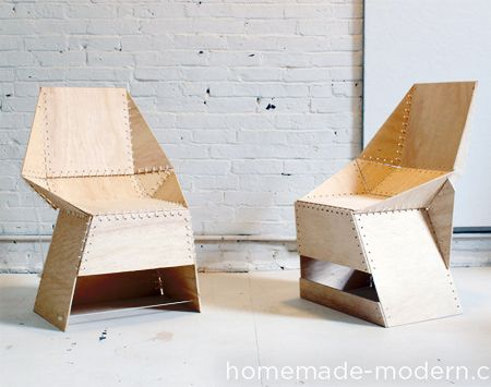 Best 25 12mm plywood ideas on pinterest storage furniture with heres a chair you can make using 12mm plywood and cable ties for a contemporary chair homemade solutioingenieria Gallery