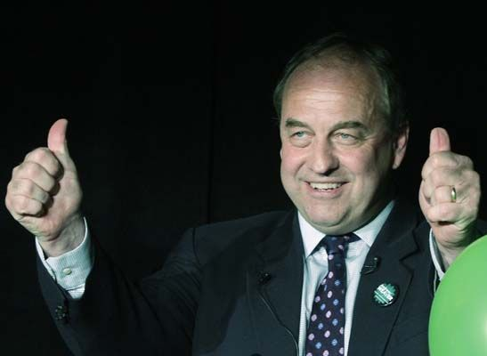Pete McMartin: Heartening news for environmentalists as B.C. Greens make modest breakthrough - A Leading Climatologist - Andrew Weaver- Wins a Green Seat in the BC Government - Article